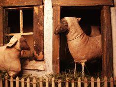 Sheep Stick Legs pattern nettylacroix.com/