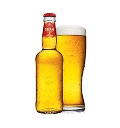 Cerveja Sleeman Cream Ale, estilo Cream Ale, produzida por Sleeman Brewing And…