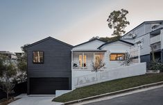 DAH Architecture's Transformation Of A Queenslander | Habitus Living