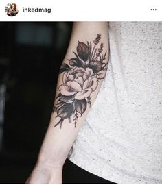 Flower Tattoo