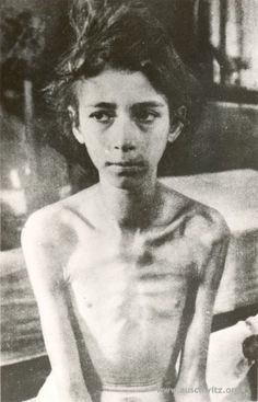 Auschwitz: Girl from Hungary