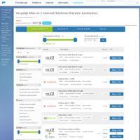 ProviderLijst - Vergelijk Alles-in-1 Internet/Telefonie/Televisie Aanbieders