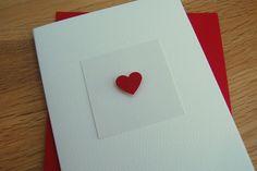 Wedding invitation heart anniversary Valentines day card