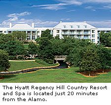 Hyatt Hill Country Resrot