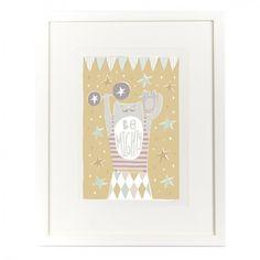 Olli Ella print - a perfect addition to any nursery