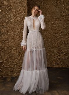 b34d04b095a Nurit Hen 2018 Collection - The Blushing Bride boutique in Frisco, Texas  Νυφικά, Νυφική