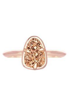 crushing on this Kendra Scott ring!