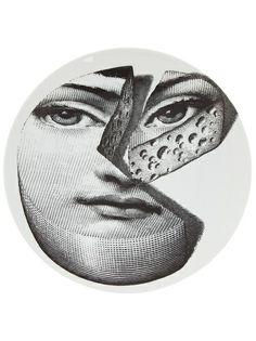 FORNASETTI - printed china plate 3