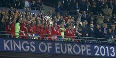 Bayern Munchen este noua campiona a Europei  Bayern Munchen a reusit sa castige editia din acest an a Ligii Campionilor, dupa 2-1 in finala cu Borussia Dortmund. Pentru bavarezi au marcat Manduzkici '60 si Robben ' 89, in timp ce pentru Borussia Dortmund a marcat Gundogan '68 (11 m). http://www.kalibet.ro/pariuri-sportive/stiri-sportive/fotbal/uefa-champions-league/bayern-munchen-este-noua-campioana-a-europei.html