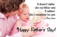 Happy Fathers Day Status in Hindi FB Whatsapp Happy Fathers Day Status, Fathers Day Usa, Happy Father's Day Husband, Happy Fathers Day Message, Best Fathers Day Quotes, Happy Fathers Day Images, Fathers Day Wishes, Father Sday, Love Quotes For Her