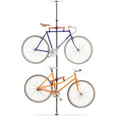 Fahrradhalterung für zwei Räder - perfekt für die Garage oder eure Wohnung! #relaxdays
