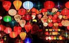 Things to do in Hoi An Vietnam - Lantern Festival