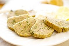 Pastel de atún en salsa verde - Receta sana!