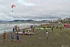 Melhor De Santos: Novas canoas havaianas em Santos