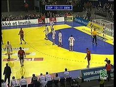 Campeonato de Europa 2006 Suiza - ESP vs DEN - Semifinal