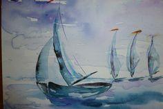 nog een schilderij....