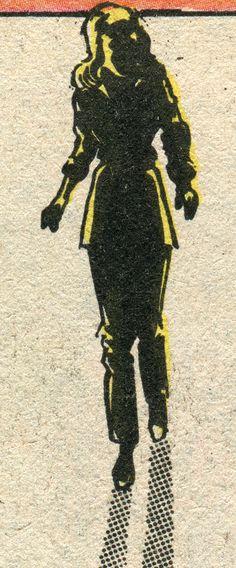 Magik - Art by Sal Buscema & Tom Mandrake (1984).