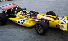 Ronnie Peterson - March 701 finished 7th in his first ever race at the Monaco Grand Prix in 1970