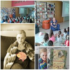 """Την Παρασκευή 12 Ιουνίου, το Νηπιαγωγείο """"Εργαστήρι"""" και η Ελένη Πριοβόλου παρουσίασαν το βιβλίο 'Ο Τρυφεράκανθος στον Πολυχώρο των Εκδόσεων Καλέντη. Γονείς και παιδιά είχαν την ευκαιρία να συναντήσουν τη συγγραφέα και να απολαύσουν την αφήγησή της σε ένα βιβλίο που έχουν αγαπήσει μικροί και μεγάλοι.    http://www.kalendis.gr/enimerosi/210-2015-06-15-10-54-07"""