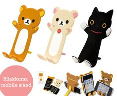 Rilakkuma Phone Stand #kawaii #phone $16.99