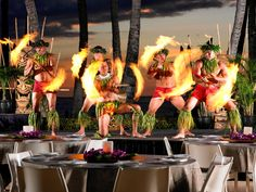 This is such an amazing show!! Would love to see it again! Westin Maui Resort & Spa Luau #swdreamhawaii