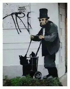 Banksy StreetArt New Orleans