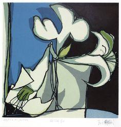 Fon Klement (Dutch, 1930-2000) - The Three Lys