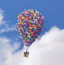 Resultado de imagem para Balões voadores