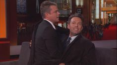 Matt Damon Crashes Jimmy Kimmel's Post-Oscars Special