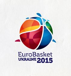 Reviewed: New #Logo and #Identity for EuroBasket 2015 by Brandia Central