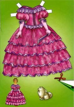 Olga * The International Paper Doll Society by Arielle Gabriel for all paper doll and paper toy lovers. Mattel, DIsney, Betsy McCall, etc. Join me at ArtrA, #QuanYin5 Linked In QuanYin5 YouTube QuanYin5!