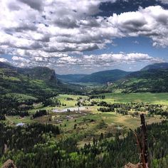 The view from the overlook on Wolf Creek Pass on driving into Pagosa Springs, Colorado. Pagosa Springs Colorado, Colorado Rockies, Colorado Mountains, Rocky Mountains, Colorado Real Estate, Colorado Homes, Mountain States, Mountain High, Road Trip Usa