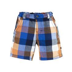 Retro Road Bermuda Shorts