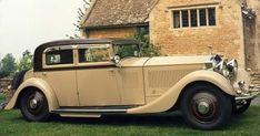 Rolls-Royce Phantom II Continental, 1930, #48GX, Barker saloon