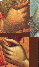 Материалы для учебы: изображение .. Ikon, Byzantine Icons, Art Icon, Hands, Trinidad, Madonna, Stained Glass, Windows, Stained Glass Panels