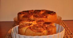 Pão e Beldroegas: Bolo das Rosas