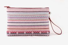 Free pattern created on our looms using for weaving different techniques from all over Greece. The backdrop is in pink and embroidery in blue, petroleum, red and yellow shades. Yellow Shades, Handmade Clutch, Clutch Bags, Loom, Hand Weaving, Free Pattern, Greece, Backdrops, Embroidery