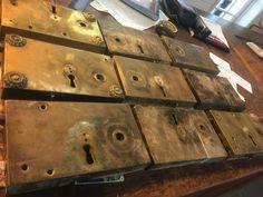 #regency brass locks Somerset, Regency, Locks, Brass, Architecture, Christmas, Arquitetura, Xmas, Weihnachten