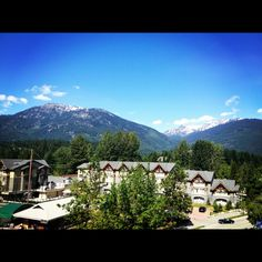 Whistler Canada!