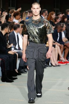 Givenchy: menswear spring/summer 2017