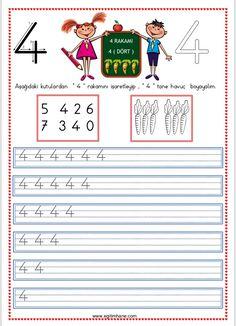 4 rakamının öğretimi  Çiğdem öğretmen Preschool Printables, Preschool Math, Alphabet, Activities, Words, Early Education, School, Kindergarten, Alpha Bet