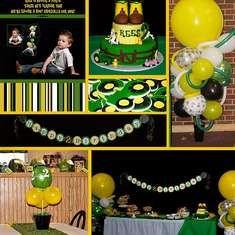 John Deere 2nd Birthday - John Deere