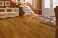 Wood Floors and Hardwood Wooden Flooring Options - DIY Home Improvement Tips, Ideas & Guide Solid Hardwood Floors, Engineered Wood Floors, Types Of Wood Flooring, Wooden Flooring, Floor Design, Wood Laminate Flooring, Inexpensive Flooring, Wood Doors Interior, Cheap Hardwood Floors