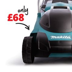 Get your garden ready for spring with all the latest gardening tools at Toolstop. In the Makita SALE we have the Lawnmower for only Makita Power Tools, Noise Sound, Gardening Tools, Hold Ups, Electric Motor, Lawn Mower, House Design, Spring, Lawn Edger