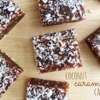 Coconut Caramel Candy + Giveaway!