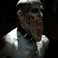 The Strain Trailer 'He Is Here' -- The mysterious video aired during the mid-season finale of The Walking Dead last night. The series debuts July 2014 on FX. -- http://wtch.it/xxJQ5