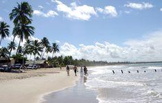 Foto da Praia de Maracaípe