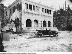 Morro da Viúva, Hotel Sete de Setembro 1922, posteriormente Escola de Enfermagem Anna Nery