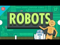 Today we're going to talk about robots! Robots are often thought as a technology of the future, but they're already here by the millions in the workplace, ou. Learn Computer Science, Buisness, Workplace, Robots, Coding, Technology, Education, Learning, Digital
