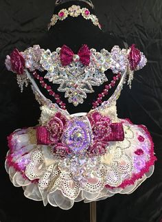 Glitz Pageant Dresses, Pagent Dresses, Pageant Wear, Beauty Pageant, Formal Dresses, Little Girl Dresses, Girls Dresses, Hot Pink Swimsuit, Little Girl Hairstyles